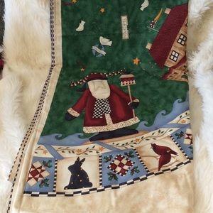 Debbie Mumm  tree skirt pattern
